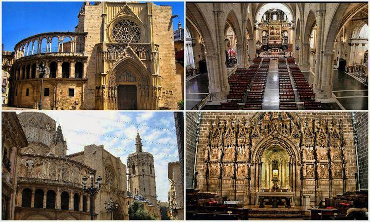 Кафедральный собор Святой Марии - достопримечательность Валенсии