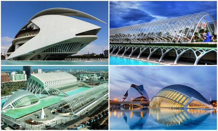 Город искусства и наук в Валенсии: достопримечательности в Валенсии