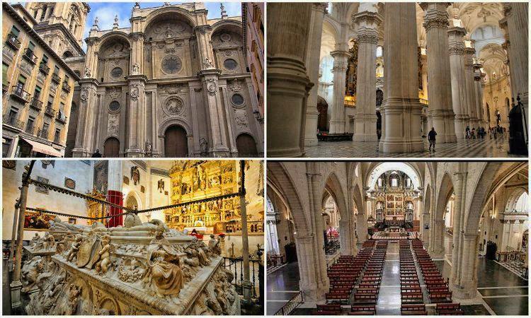 Кафедральный Собор Гранады и Королевская капелла
