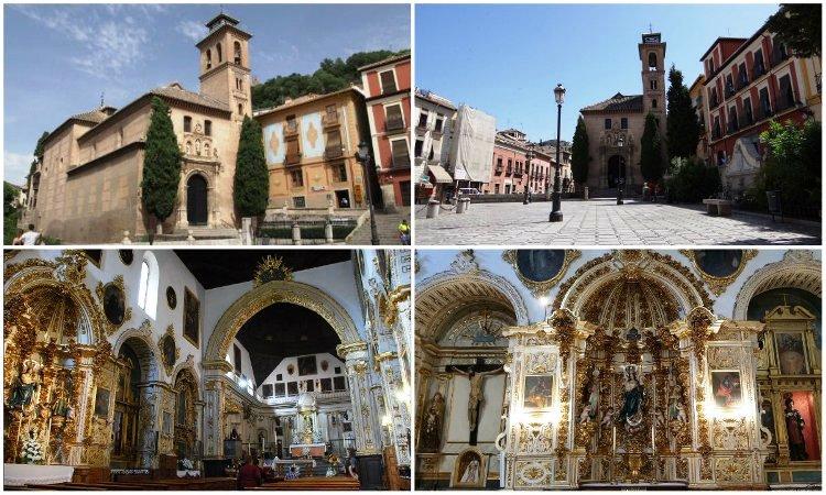 Церковь святого Эгидия и святой Анны