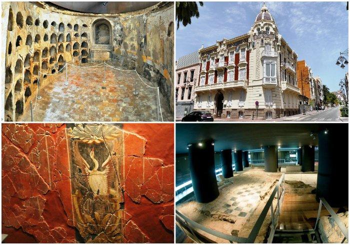 Достопримечательности Картахены