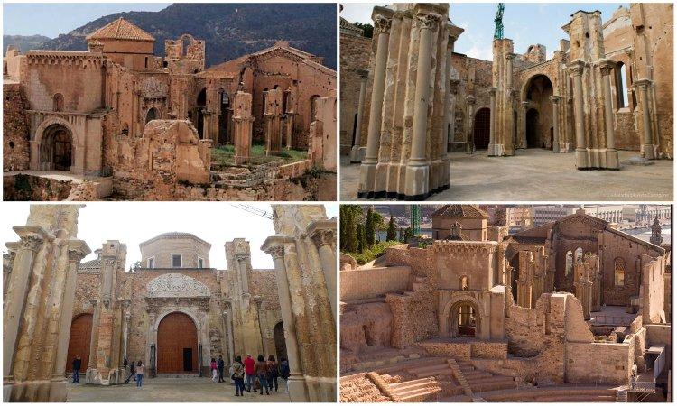 Старый Кафедральный собор Картахены