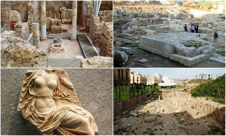 Римский форум в Картахене