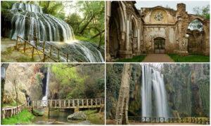 Природный парк монастыря де Пьедра