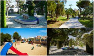 Парк Doña Sinforosa