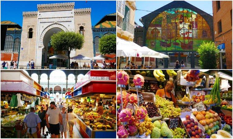 Центральный рынок Атаразанас