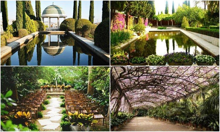 """Ботанический сад """"Ла-Консепсьон"""""""