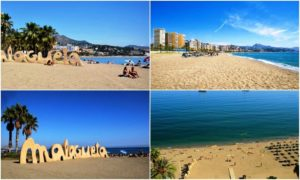 Пляж Малагета