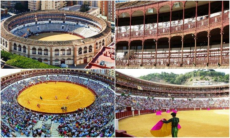 Арена для боя быков Ла-Малагета
