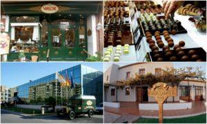 Виллахойосе и Музей шоколада Valor