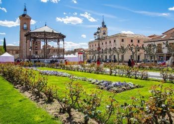 Куда съездить из Мадрида на 1 день: 20 лучших мест и городов