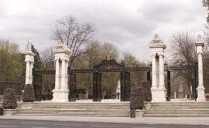 Puerta de España (Ворота Испании)