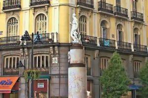 Статуя Марибланки