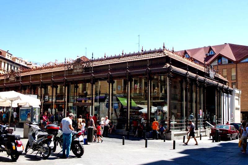 Рынок Сан Мигель