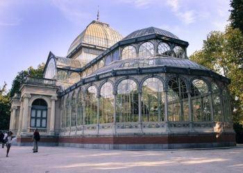 Хрустальный дворец в Мадриде