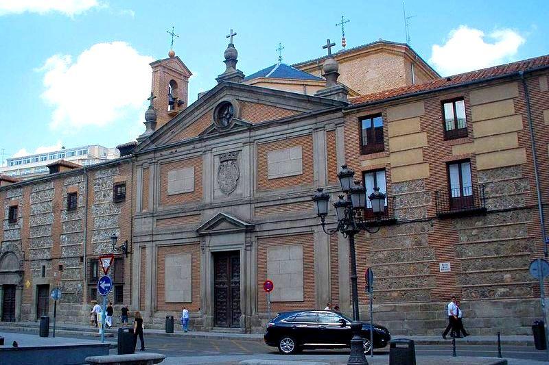 Монастырь Дескальсас Реалес