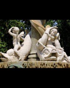 Галапагосский фонтан