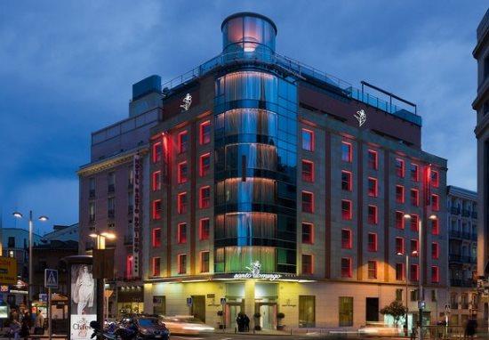 Топ-10 лучших недорогих отелей в центре Мадриде