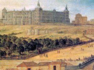 Королевский алькасар в Мадриде
