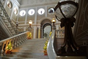 Внутренние интерьеры дворца