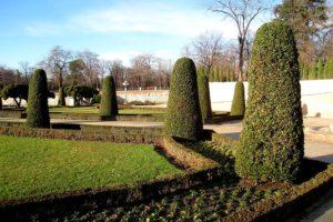Партерный сад