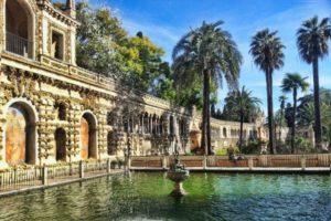 Королевский дворец Алькасар