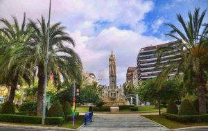 Площадь Лусерос