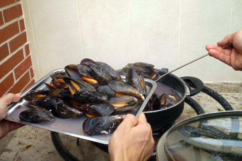 Еда и рестораны в Торревьехе