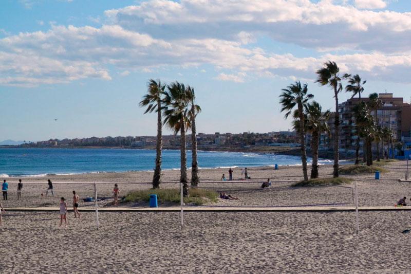 Пляж Лос Науфрагос
