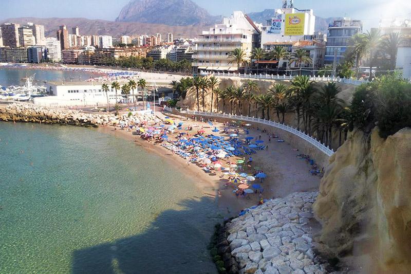 Пляж Маль Пас