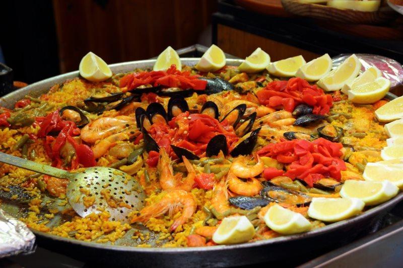 Кухня Ла-Пинеды