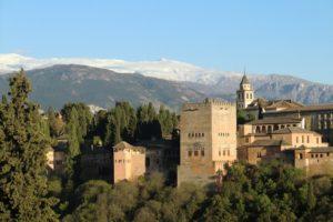 Альгамбра в Гранаде