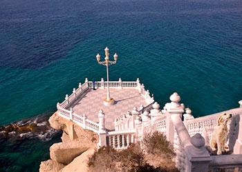Балкон Средиземноморья в Бенидорме