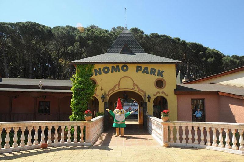 Тематический «Гномо парк»