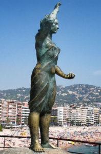 Скульптура Дона Маринера