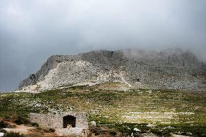 Руины Форта деБерниа