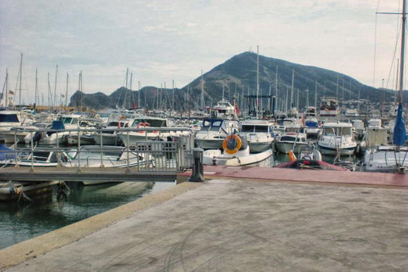 Морской порт Альтеи