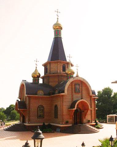 Русская церковь св. Михаила