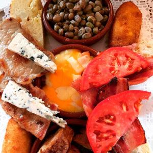 Еда в Льорет-де-Мар