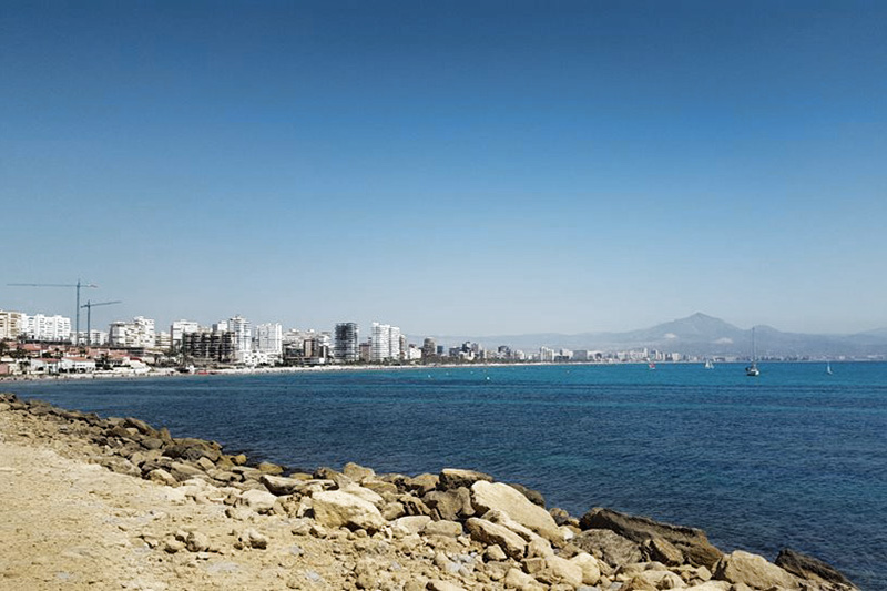 Пляж Кабо де Уэртас