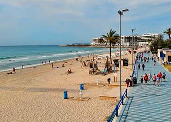 Лучшие пляжи Аликанте: описание, фото, плюсы и минусы