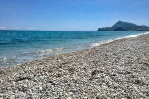 Пляж Кап-Негрет