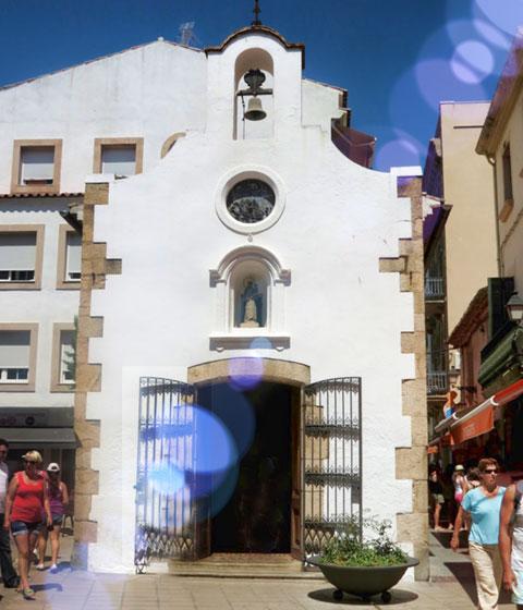 Часовня Вирхен-дель-Сокорро