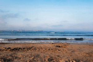 Пляжи Ла-Пинеда