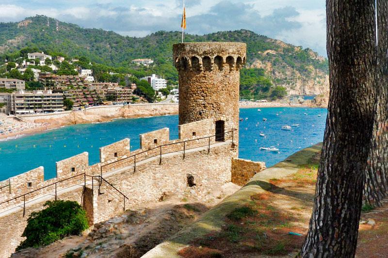 Тосса де Мар: достопримечательности и пляжи
