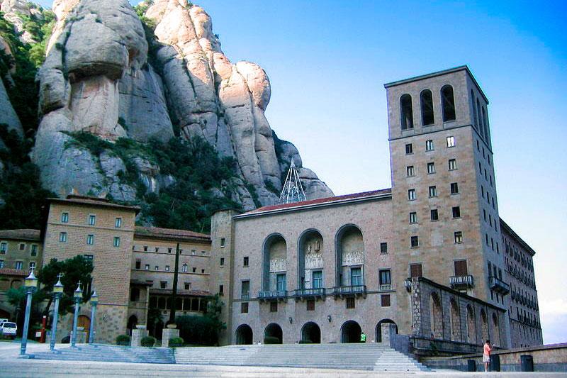 Монастырь Монтсеррат