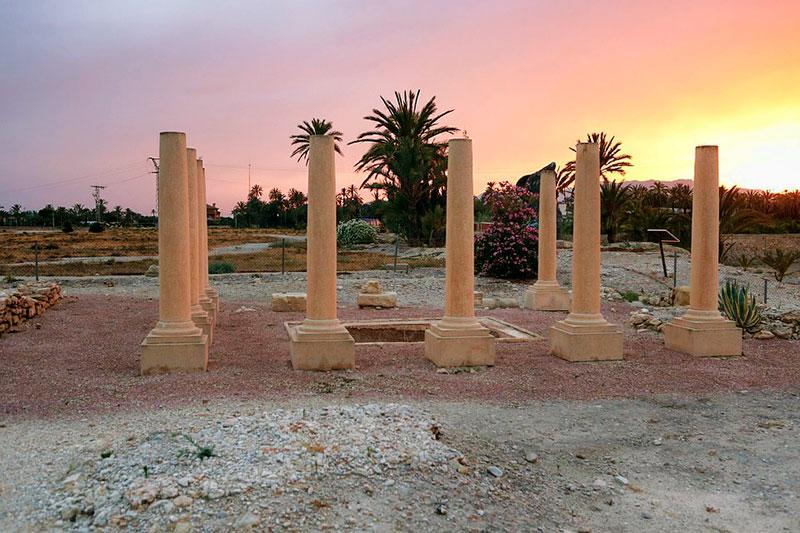 Археологический парк Ла-Алькудиа