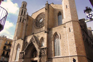 Базилика Санта-Мария-дель-Мар