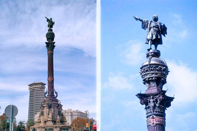 Монумент Христофору Колумбу
