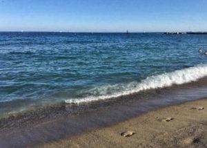 Топ-10 пляжей Барселоны: обзор + как добраться + фото